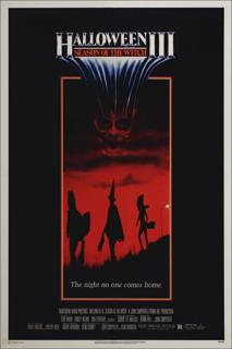 Descargar Halloween III: Season of the Witch