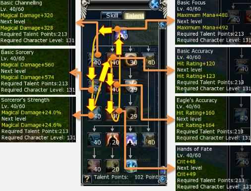 how to hit higher with mage rs3
