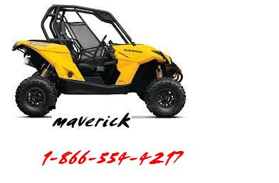 2013 Can Am Maverick 1000-1200 for sale by dealer-USA-Michigan-Texas-Wisconsin