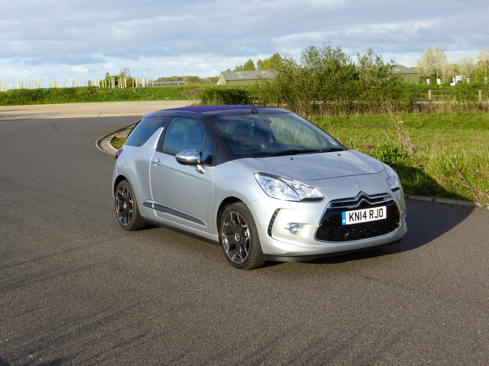 Citroën DS3 Cabrio DSport THP155