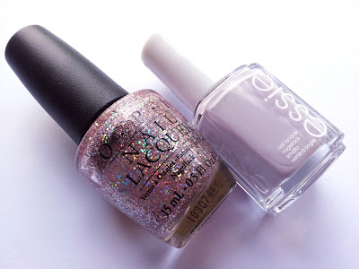 essie Nice is nice & OPI Teenage dream