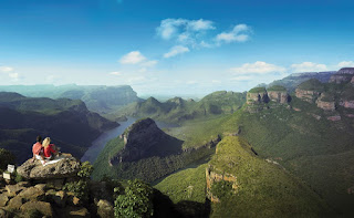 El cañón del río Blyde: una reserva de abundantes riquezas naturales