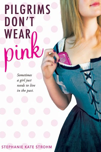 Pilgrims Don't Wear Pink Cover