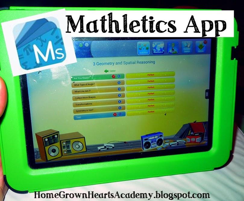 Home Grown Hearts Academy Homeschool Blog: 3P Learning ~ Mathletics ...