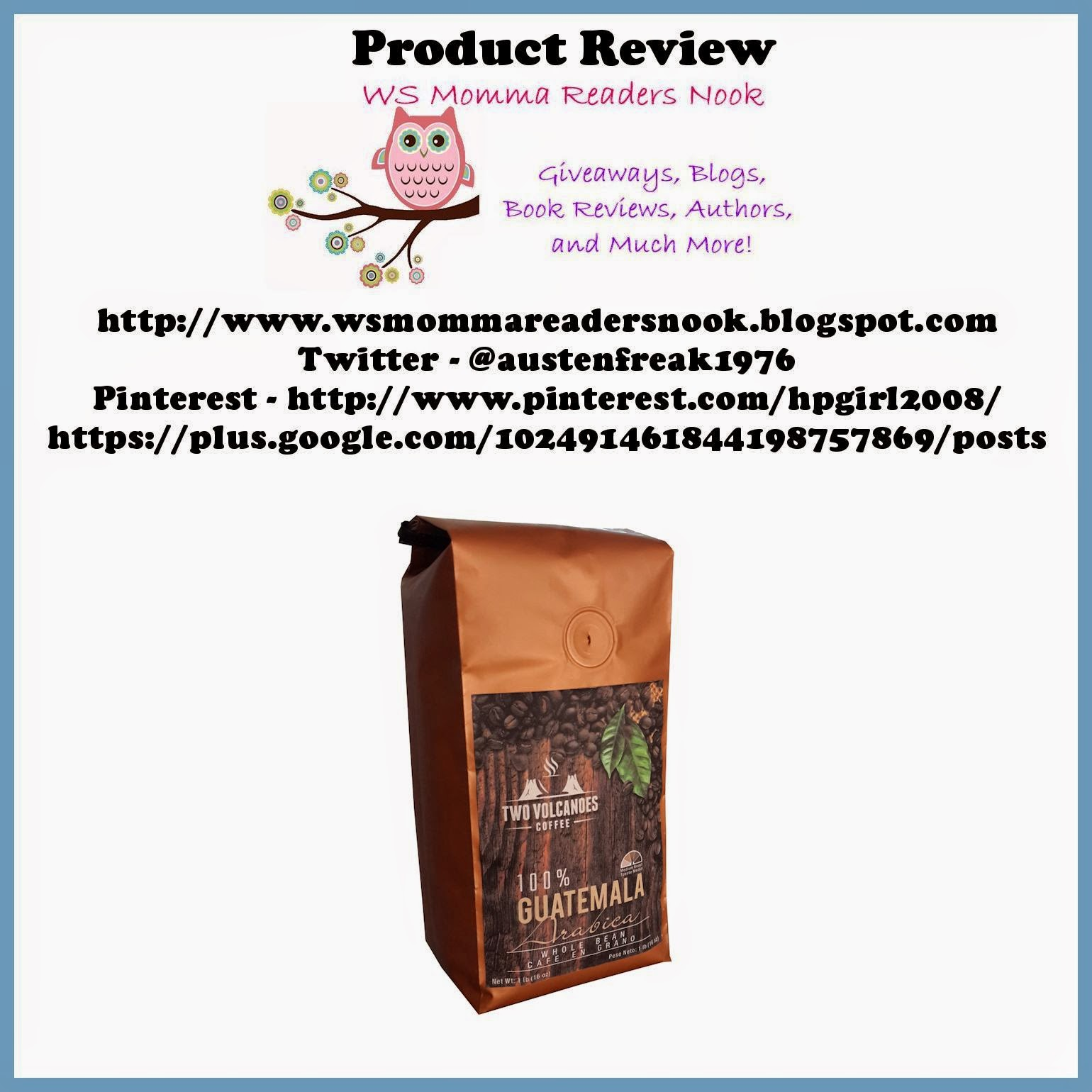 http://www.amazon.com/Two-Volcanoes-Whole-Bean-Coffee/dp/B00NX2BYFW/ref=sr_1_25?ie=UTF8&qid=1418343939&sr=8-25&keywords=whole+bean+coffee