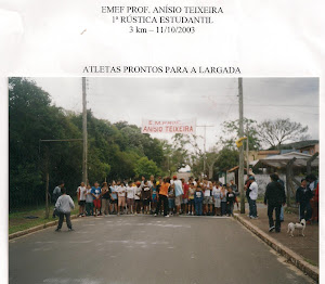 Nossa 1ª Rústica 2003