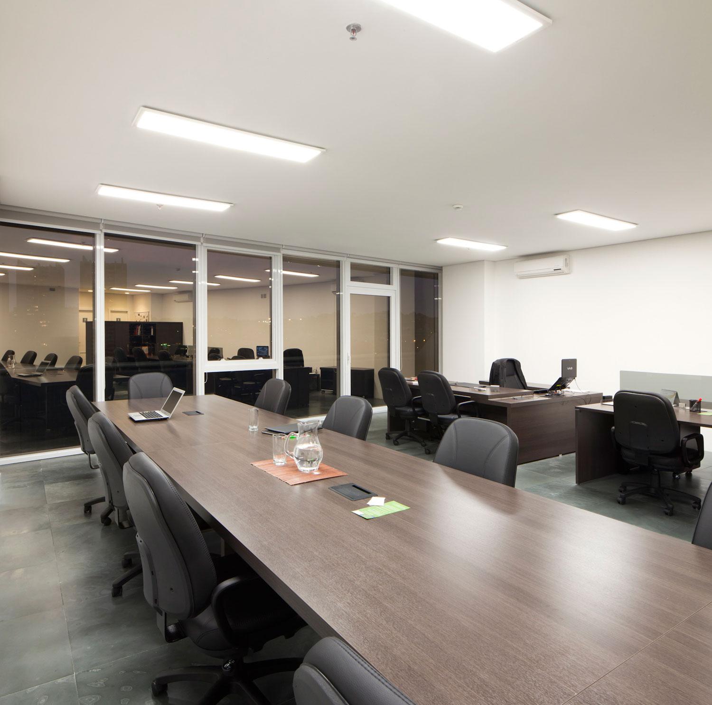 Arquitetura de Iluminação Iluminação de escritório 100% LED ~ Quarto Tematico Japones