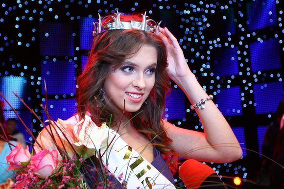 Miss Lietuva Lithuania 2012 winner Rasa Vereniute