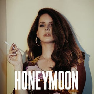 LANA DEL REY - Honeymoon Lyrics