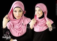 Jilbab Instan Nuhijab Plain Shawl – Pure Pink