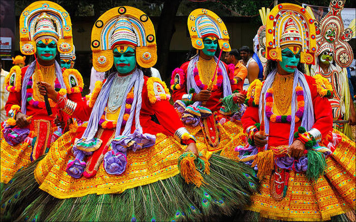 onam festival of kerala When is onam in 2018, 2019, and 2020 the biggest festival of the year in kerala.