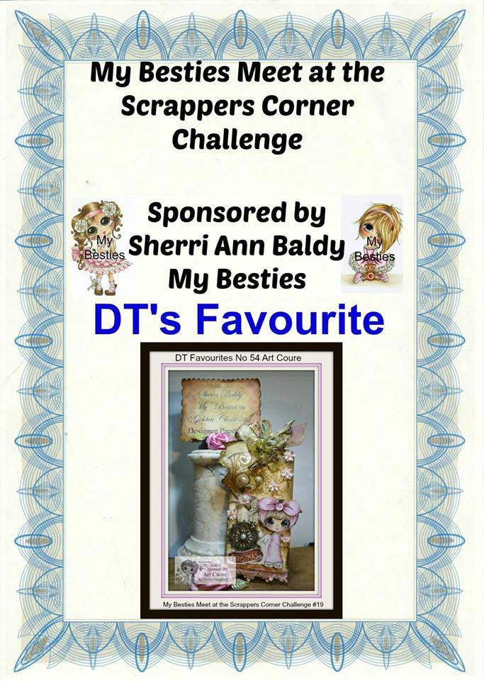 Premio DTs Favorita