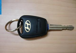 Hyundai i10 car key - صور مفاتيح سيارة هيونداى i10