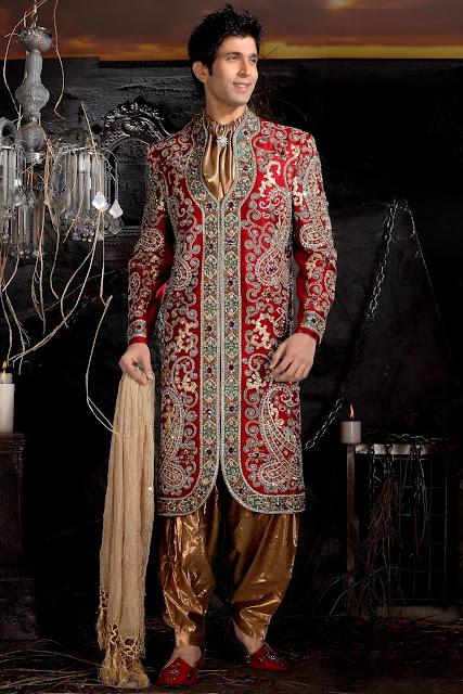 Men s wedding dresses indian wedding sherwani mens designer suits