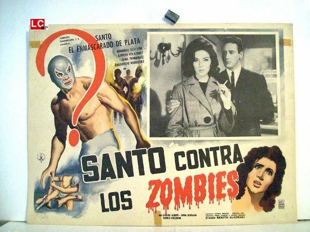 El Santo contra los Zombies.