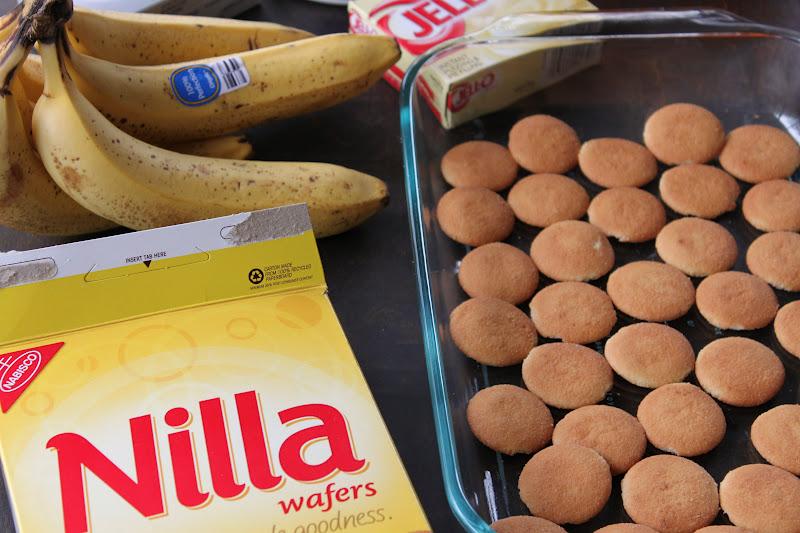 banana pudding and cool whip recipe