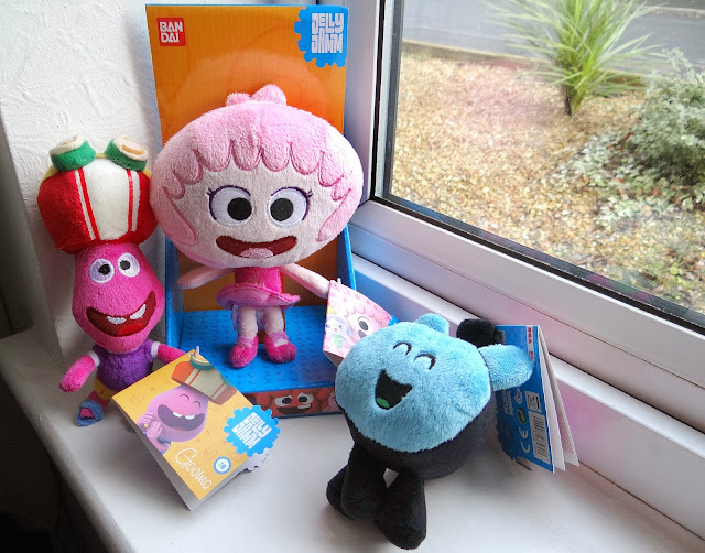 Jelly Jamm merchandise, Jelly Jamm plush toys, Jelly Jamm Dodo