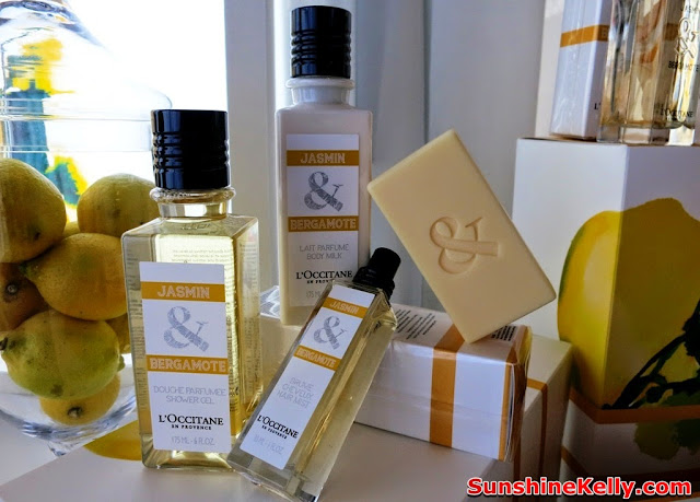 L'Occitane La Collection de Grasse Fragrance, Jasmin & Bergamote, L'Occitane, Fragrance, new products, product launch, zebra square kl