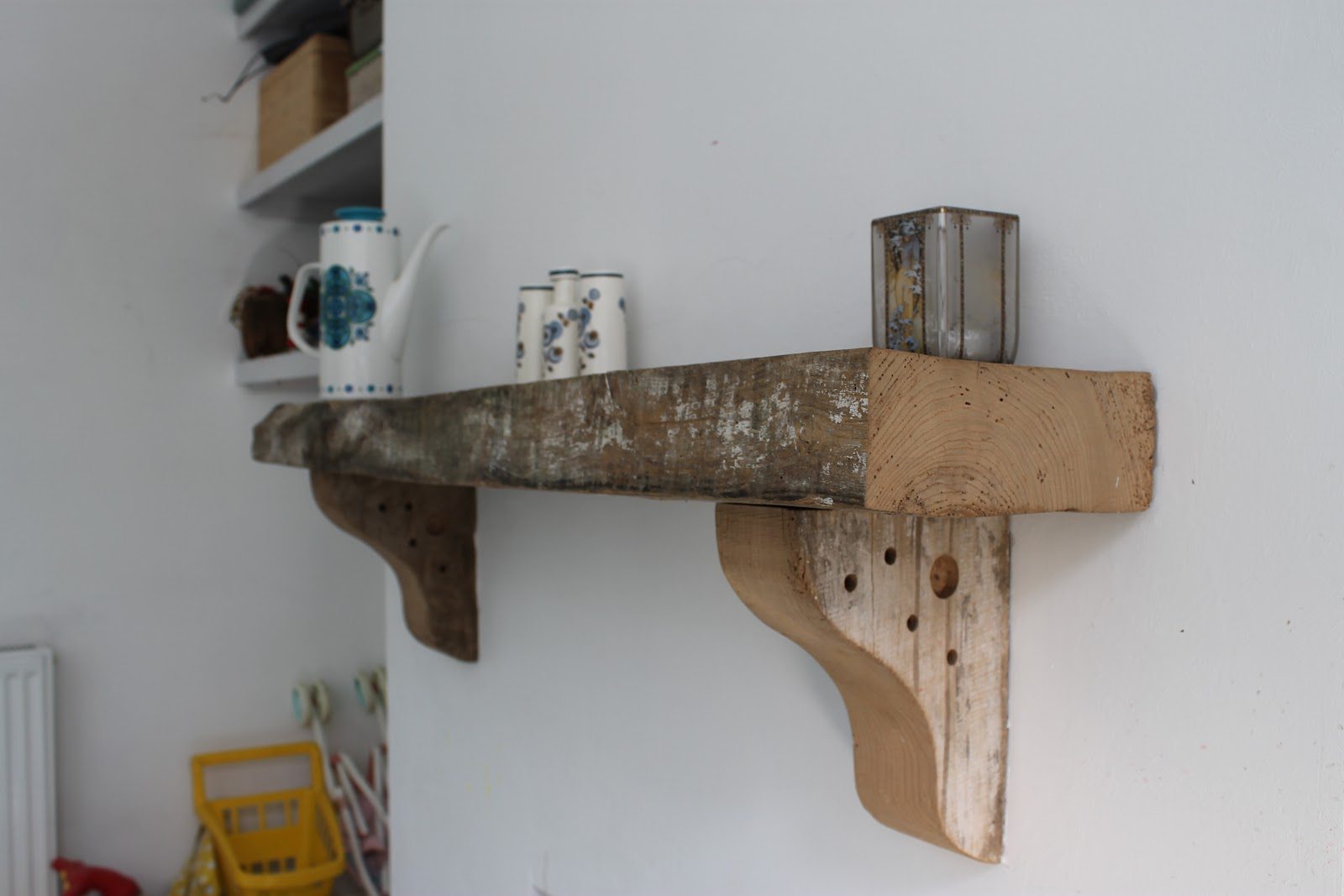 Permalink to building wood shelf brackets