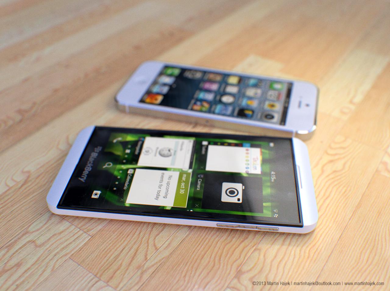 Berita Terbaru Tentang Artis Blackberry 10 Vs New Iphone 5