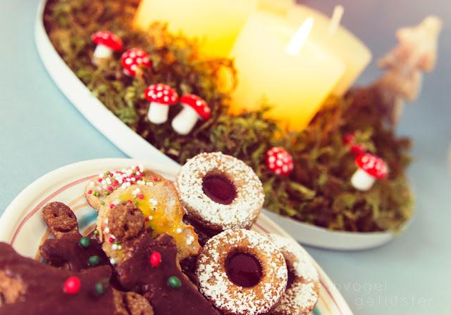 Kekse backen mit Kind Vollkorn clean eating gesund