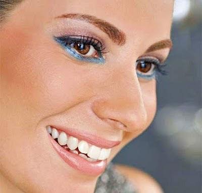 Modelos maquiagem ano novo