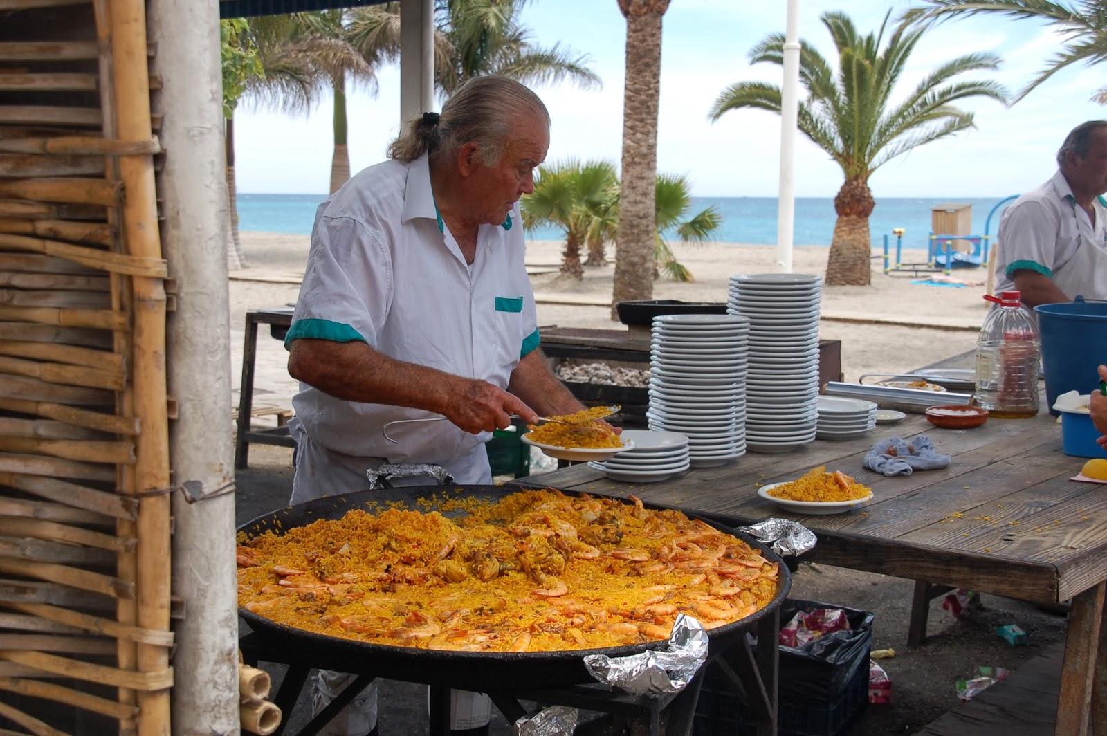 Ayo's Chiringuito. Ayo's Paella
