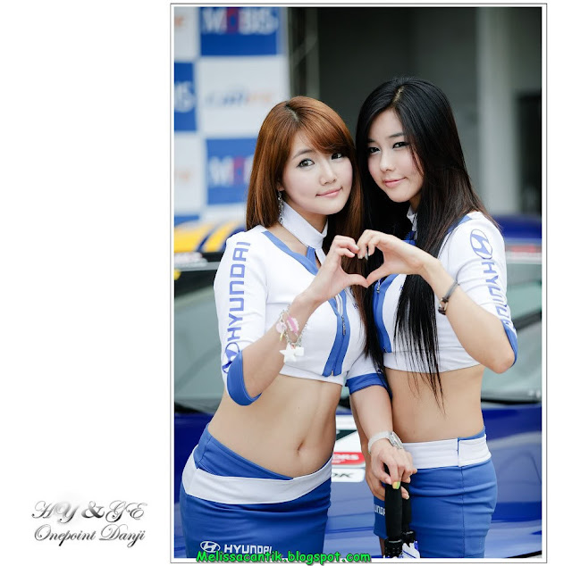 Asian SPG Only - Galeri Foto SPG Bening