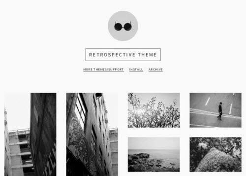 Retrospective theme