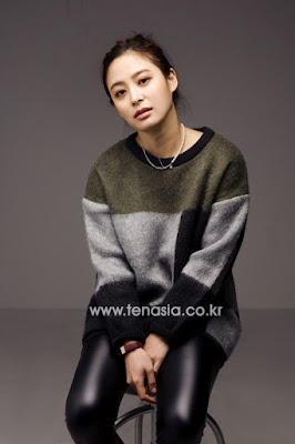 Park Hee Von - 10Asia January 2016