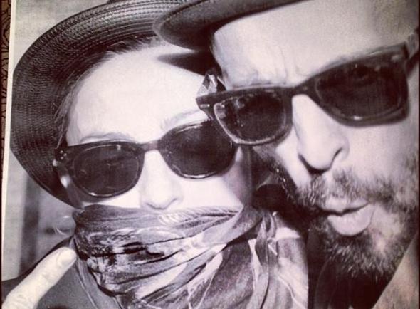 Saiba todas as informações sobre o secret projetc de Steven Klein e Madonna