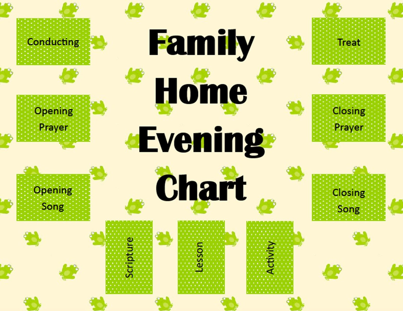 Nice Easter Family Home Evening Ideas Festooning - Green of House ...