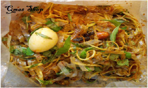 Cách làm bánh tráng trộn Tây Ninh