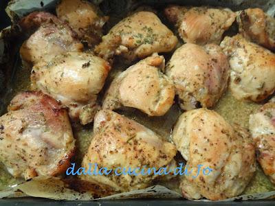 pollo alla senape