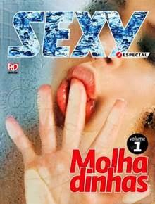 Baixar Sexy Especial Molhadinhas Vol.1 Setembro de 2013 + Torrent