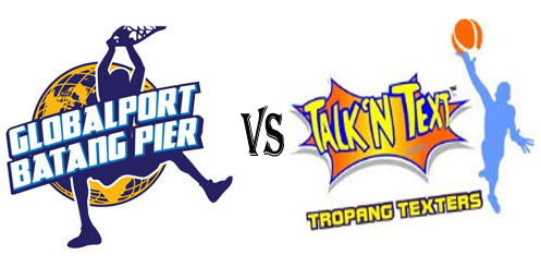 Watch Globalport Batang Pier vs Talk N Text October 12, Friday