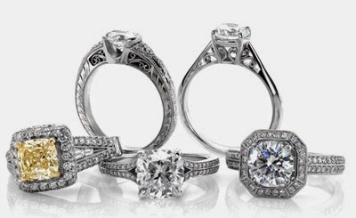 Best Engagement Wedding Rings Images For Different Fingers