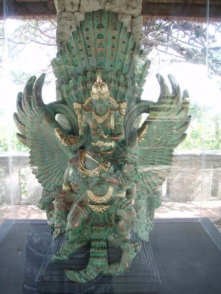 Patung Terbesar Di Dunia Nantinya Ada Di Indonesia
