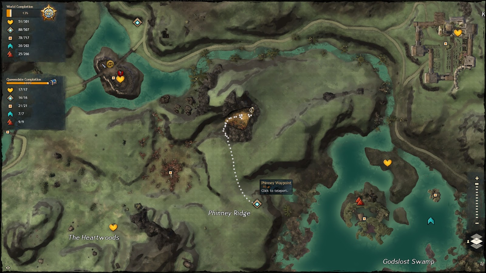 Guild Wars  Crafting Materials Farming Guide