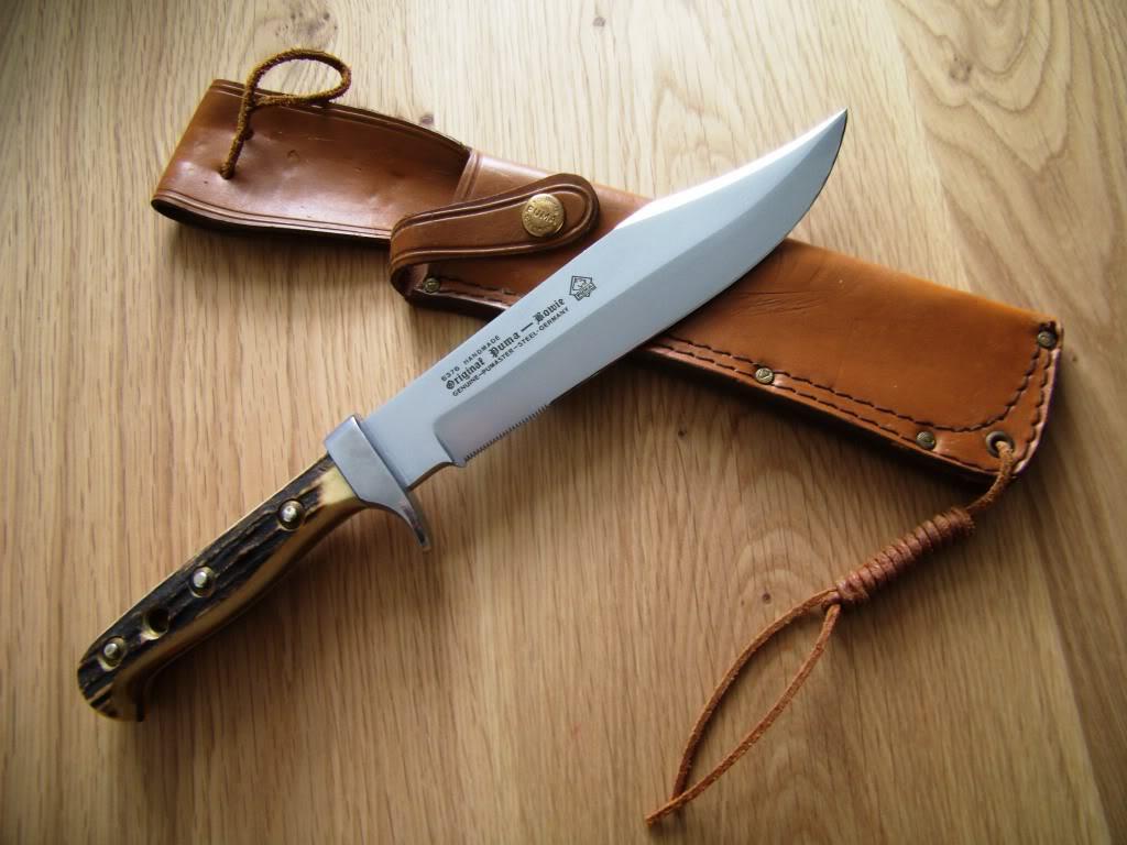 puma knives australia