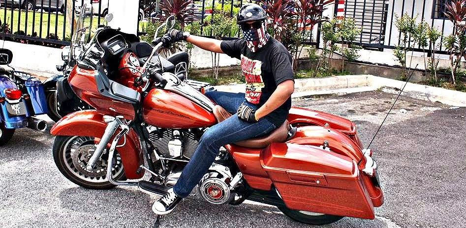 Globe NOMAD Rider...