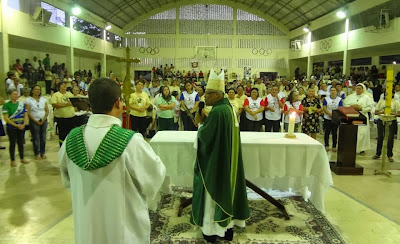 Diocese de Pesqueira (PE) realiza Encontro Missionário
