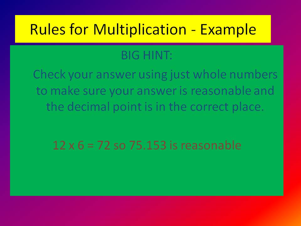 Math 7: chapter 5 Placevalue ordering and rounding