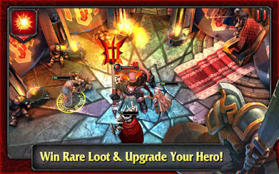Heroes Of Destiny 1.0.3 Unlimited Money APK + DATA