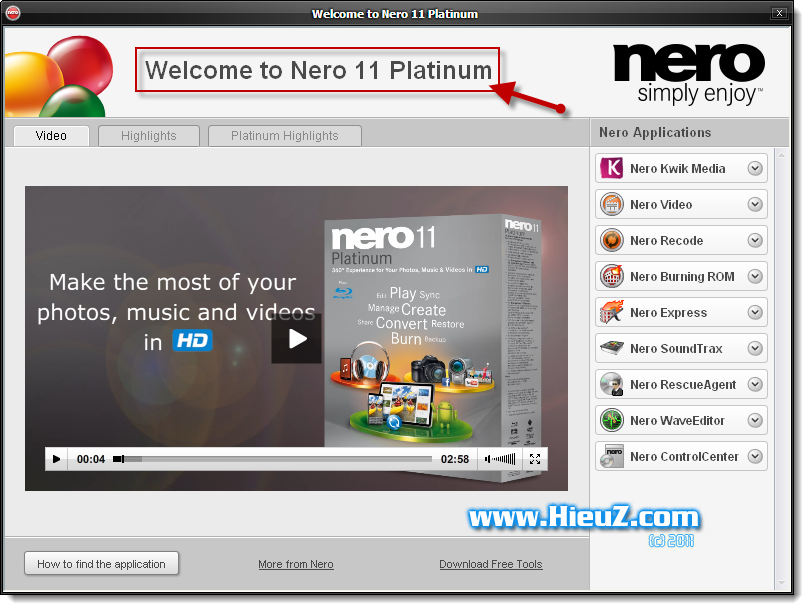 Serial platinum 11 nero Nero crack to MEDIAFIREHow Link 10 Smart.