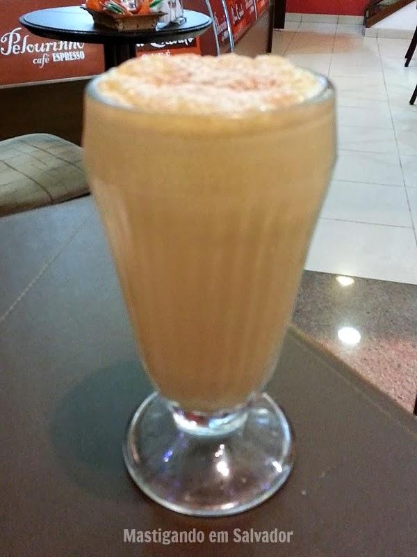 Dom Crioulo Café: Frapê de Capuccino