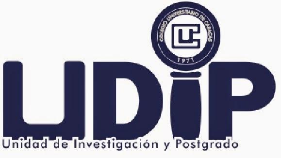 Unidad de Investigación y Postgrado, UDIP.