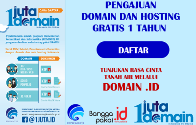 Website UKM Gratis