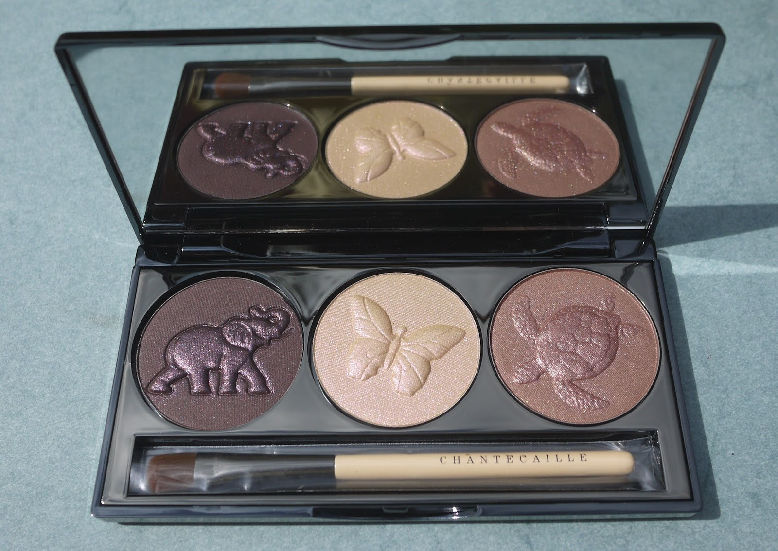 Chantecaille launches beauty palette to raise funds for wild horses foto