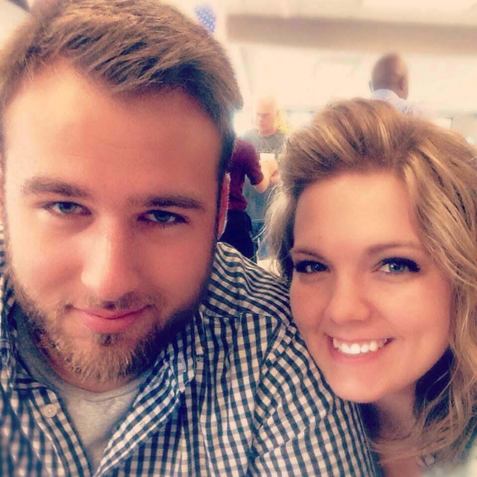 Justin and Sarah 2014